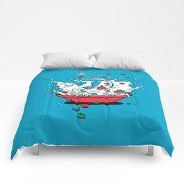 Cereal Killa Comforters