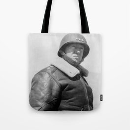 General George S. Patton Tote Bag