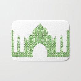 Taj Mahal Art Bath Mat