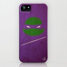TMNT Donnie poster Slim Case iPhone (5, 5s)