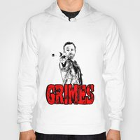 rick grimes Hoodies featuring Walking Dead - Rick GRIMES  by High Design