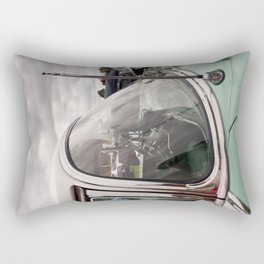 Vintage Car 3 Rectangular Pillow