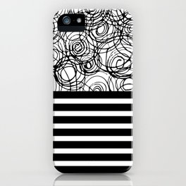 strong & confused iPhone Case