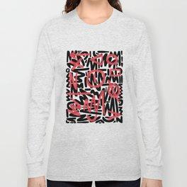 Graffiti 001 Long Sleeve T-shirt