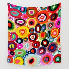 tourbillons Wall Tapestry