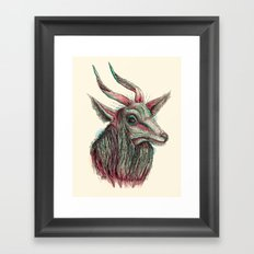 Ovis Framed Art Print