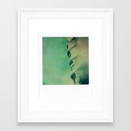 Gaudi and Barcelona Framed Art Print
