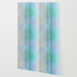 Mandala sensual light Wallpaper