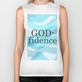 God-fidence Biker Tank