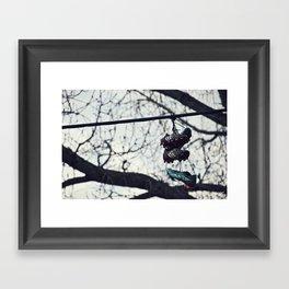 Princess Park Framed Art Print
