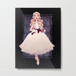 Constance Metal Print