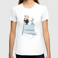 peanuts T-shirts featuring WINTER PEANUTS by Adams Pinto
