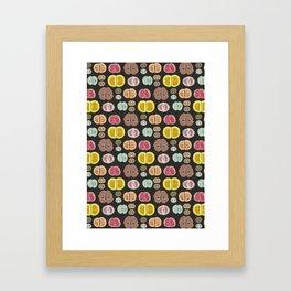 Lithops Framed Art Print