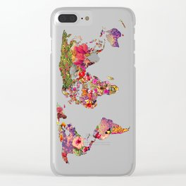 It's Your World Clear iPhone Case