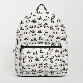 Pandas Party Backpack
