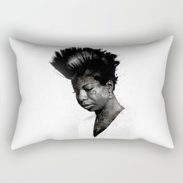 NINA'S NOT DEAD Rectangular Pillow