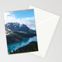 Peyto Lake, Banff National Park Stationery Cards