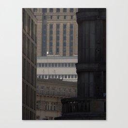 Breathless Canvas Print