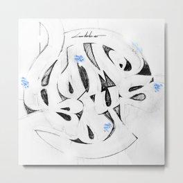 HomeBoys Metal Print