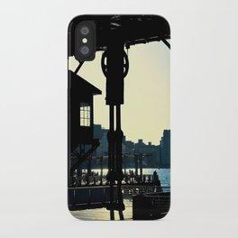 Long Island Pier iPhone Case