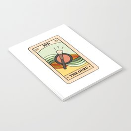 The Beauty Guru Tarot Card Notebook