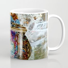 Smashed Window Coffee Mug