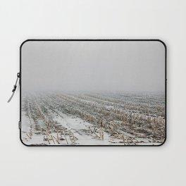 Frozen Corn Field Laptop Sleeve