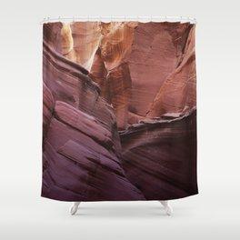 Magical Slot Canyon in Arizona Shower Curtain