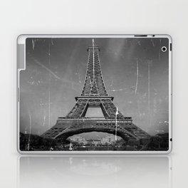 Vintage Eiffel Tower Laptop & iPad Skin