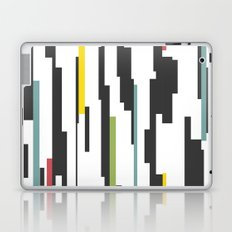 Black and White Pattern Laptop & iPad Skin