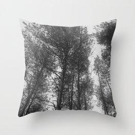 Magic Trees Throw Pillow
