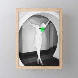 Radioactivity Framed Mini Art Print