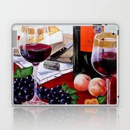 The Wine Painting Laptop & iPad Skin