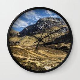 Glencoe Wall Clock