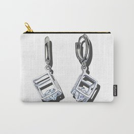 Favorite earrings Carry-All Pouch