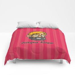 Jurgen Klopp Comforters