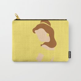 Belle - Beauty - Beauty and the Beast Carry-All Pouch