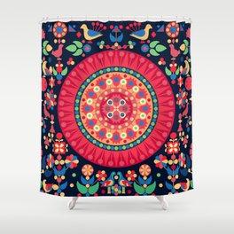 Wayuu Tapestry - III Shower Curtain