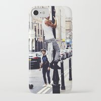 liam payne iPhone & iPod Cases featuring Liam Payne by Becca / But-Like-How