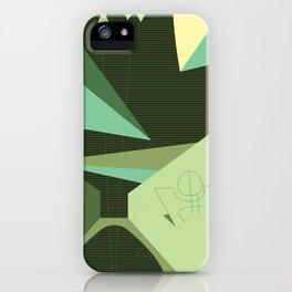 Maneuver iPhone Case