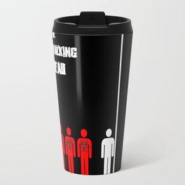 The Walking Dead Minimalist Travel Mug