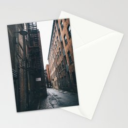 Urban grit, Manchester. Stationery Cards