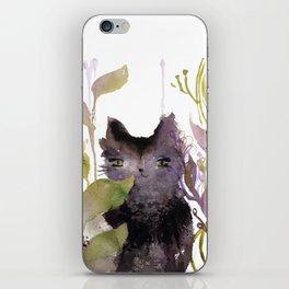 Adder in the Garden iPhone Skin