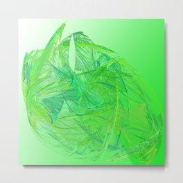 Vegetable Metal Print