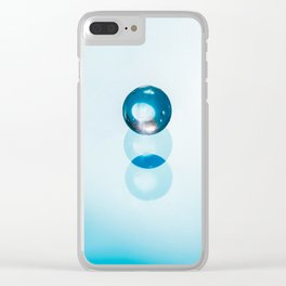 ball Clear iPhone Case