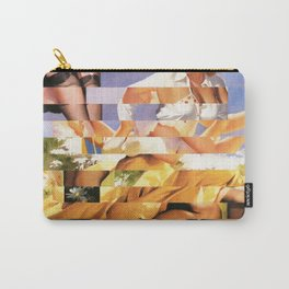 Glitch Pin-Up Redux: Xena Carry-All Pouch