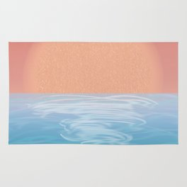 Stay for the Sunset Rug