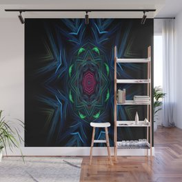 The Hypnotizer Wall Mural