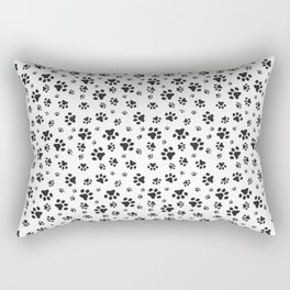 Dog or cat paws ? Rectangular Pillow