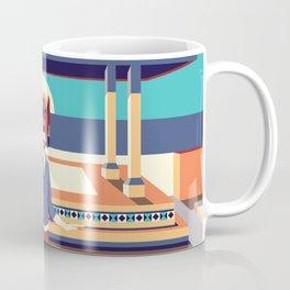 moroccan summer Coffee Mug